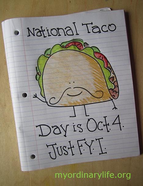 taco day